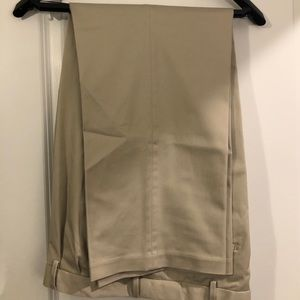Hager Clothing - Premium No Iron Khaki (42x30)